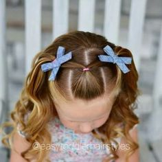 20 Stunning Kids Hairstyles Ideas You Have To Try Right Now Toddler Hairstyles G Toddler Hairstyles Girl Hairstyles Ideas Kids Stunning toddler Easy Toddler Hairstyles, Easy Little Girl Hairstyles, Girls Hairdos, Baby Girl Hairstyles, Easy Hairstyles, Hairstyles For Toddlers, Children's Hairstyle, Toddler Hair Dos, Hair For Little Girls