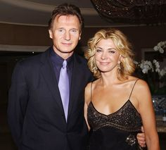 Liam Neeson Is Dating an 'Incredibly Famous' Woman Seven Years ...