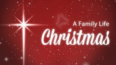 Stream carols all year long! My favorite radio station ♥ Family Life - All in one Media Player