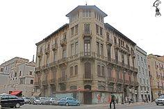 Palazzo a Palermo # Liberty