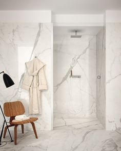 Porcelain stoneware wall/floor #tiles with marble effect INFINITY by CERAMICA FONDOVALLE