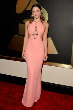 The 2015 Grammys Red Carpet