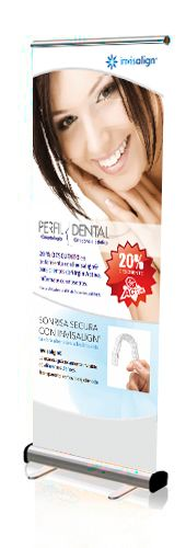 Rollup para Perfil Dental