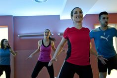 Pilates, stretching, spinning: every day amazing sports classes are given at the fitness Stretching, Spinning, Pilates, Givenchy, Spa, Wellness, Pure Products, Amazing, Fitness