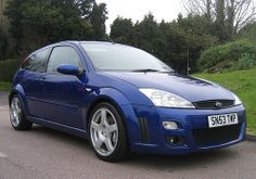 2003 Ford Focus RS Turbo by Steve Coulter Performance Cars.
