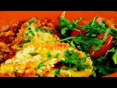 Tigaie cu cârnați chorizo și tortellini cu brânză - YouTube Tortellini, Seaweed Salad, Chorizo, Mozzarella, Cooking Recipes, Ethnic Recipes, Youtube, Food, Chef Recipes