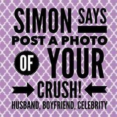 Simon Says game: crush photo. #ThirtyOne #ThirtyOneGifts #31Party #MarketingMaterials #OnlineParty #FacebookParty