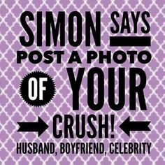 Simon Says game: crush photo.  #ThirtyOne #ThirtyOneGifts #31Party #MarketingMaterials #OnlineParty #FacebookParty