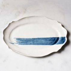 Responsible Delft Pottery Plate Harmonious Colors Pottery & Glass