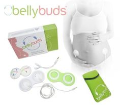 Belly Buds Music In The Womb For Baby!