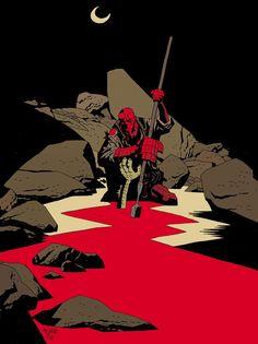 Hellboy - Mike Mignola