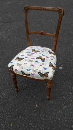 Restored Victorian Chair