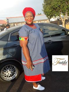 Sepedi Traditional Dresses, South African Traditional Dresses, African Print Fashion, Weeding, African Dress, Traditional Design, Fashion Dresses, Culture, Clothing