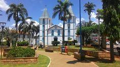 Igreja Matriz de Trindade Goiás