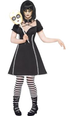 Halloween Doll Costume