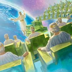 Who Go to Heaven? The rule with Jesus in heaven, (Amen)HD. Bible Pictures, Jesus Pictures, Dove Pictures, Bible Teachings, Bible Scriptures, Bible Questions, Bible Illustrations, Bride Of Christ, Prophetic Art
