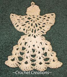 Crochet Creative Creations: ornaments ~ free pattern