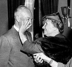 """Helen Keller & President Eisenhower  """"Very Special"""""""