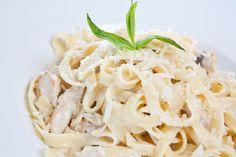Classic Pasta Recipe: Chicken Fettuccine Alfredo