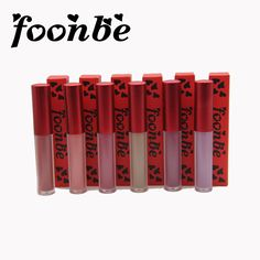Find More Lip Gloss Information about Foonbe Brand Maquiagem Matte Lip Gloss waterproof velvet liquid Beauty makeup lipstick sexy women lipgloss cosmetics ,High Quality women bags brand name,China cosmetics italy Suppliers, Cheap cosmetic line from Foonbe Cosmetic (ShenZhen) Co., Ltd. Store on Aliexpress.com