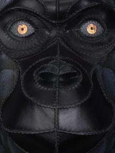 Handstitched animal sculptures by Anne Lemanski