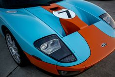 Ford GT40 Gumball