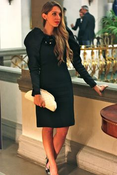 #fashion #fashionista Laura BarbieLaura - fashion blog-: My Dsquared dress...