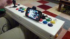 Resultado de imagen de usb arcade joystick raspberry pi