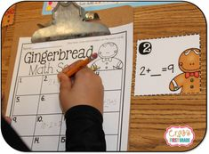 Freebie Math Activities for the Holidays!