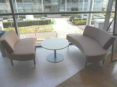 Second Hand Office Furniture - Used Office Furniture Used Office Chairs, Used Office Furniture, Reception Seating, Reception Areas, Outdoor Furniture Sets, Outdoor Decor, 3 Seater Sofa, Two Hands, Armchair