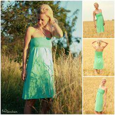 """DIY – das steht für """"Do It Yourself"""" u nd genau das ist die Devise dieses Kleides:   Egal ob als luftiges Sommerkleid, elegant und sch..."""