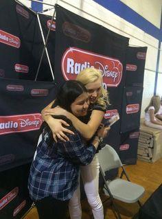 Photos: Peyton List With Radio Disney