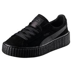 <p>Rihanna has long been a gamechanger in the creative world – as a singer, a songwriter, an actress, a fashion designer, you name it. Rihanna's first introduction as PUMA Women's Creative Director, the PUMA Creeper remixes the iconic PUMA Suede with a little bit punk and a little bit rebel. Inspired by the NYC punk rock style, the PUMA Creeper – the first style of her PUMA by Rihanna Collection and FENTY label – ups the ante, refreshing ...