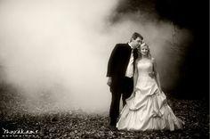 sick portrait for a wedding couple!