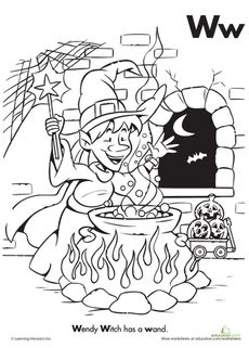 Coloring Pages Com Halloween