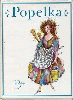 https://flic.kr/p/8YyK8i | Cinderella | Published in Prague 1969. Illustrated by…