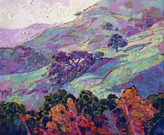 Morning Splendor by Erin Hanson