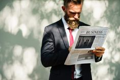 Reading business newspaper photo by rawpixel ( on Unsplash Make Money Online, How To Make Money, Stockholm, Newspaper Photo, Newspaper Paper, Citizens United, Blogging, Crazy Hair Days, Us Election