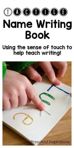 Make a sensory name