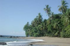 Corcovado National Park, Costa Rica - definitely worth the effort to get there!