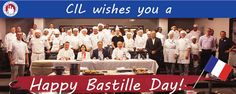 HAPPY BASTILLE DAY!!! - Today commemorates the beginning of the French Revolution with the Storming of the Bastille on 14 July 1789, and the unity of the French people at the Fête de la Fédération on 14 July 1790. Celebrations are held throughout France but also here in Houston at the French Consul Residence where #CIL students will be catering! #ProudtoBeFrench #BastilleDay #FeteNationale #France #FrenchRevolution #Democracy Marie LeNotre