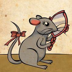 La ratita presumida