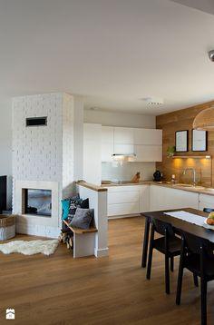 Mieszkanie Wiczlino - Konkurs - zdjęcie od STUDIOLOKO - Kuchnia - Styl Skandynawski - STUDIOLOKO