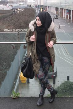 I want every piece of clothing from this outfit. #hijab