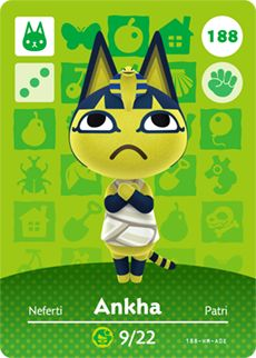 Customized Animal Crossing amiibo Series 1 - you can pick any Character. - I am an Animal Crossing fan, and I'v been playing it for more than 400 hours. Animal Crossing Qr, Animal Crossing Amiibo Cards, Nintendo Switch Animal Crossing, Animal Crossing Villagers, Nintendo 3ds, Gamify Your Life, Happy Home Designer, City Folk, Nine Lives