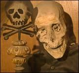 Italy's Spookiest Spots: Not Just for Halloween: Mummies Cemetery in Urbania's Church of the Dead