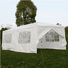 Outdoor Party Gazebo Multipurpose Pavilion Cater Events Canopy Wedding Tent for sale online Canopy Outdoor, Canopy Tent, Canopies, Party Gazebo, Heavy Duty Gazebo, Car Tent, Waterproof Tent, Garden Canopy