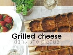 Banana Bread, French Toast, Grilling, Cheese, Breakfast, Desserts, Food, Dish, Recipes