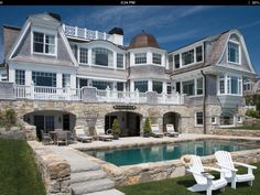 This would be a perfect house! ;)