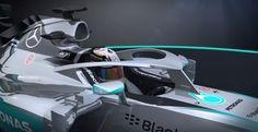 A solução da Mercedes (Foto: Reprodução))